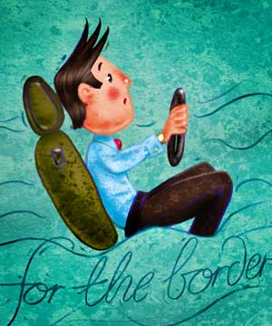 for the border illustration